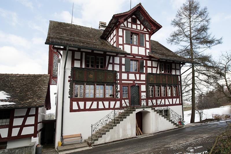 Menzihaus in Hombrechtikon