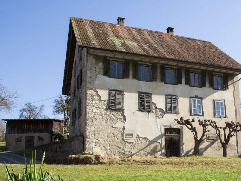Aktuelles Projekt: Steingasse 47 in Wohlen