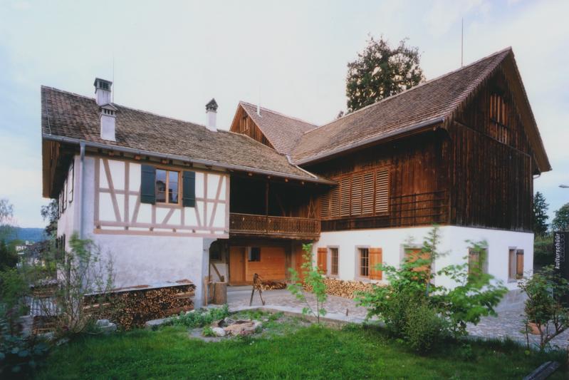 Pächterhaus in Männedorf