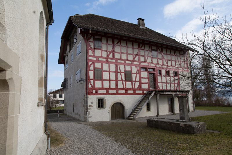 Ritterhaus in Uerikon